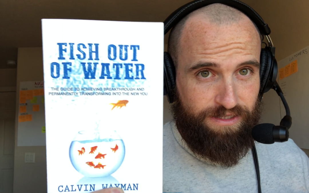 I'm giving my book away for FREE!!! Celebrating 3 Years of Fish Out of Water